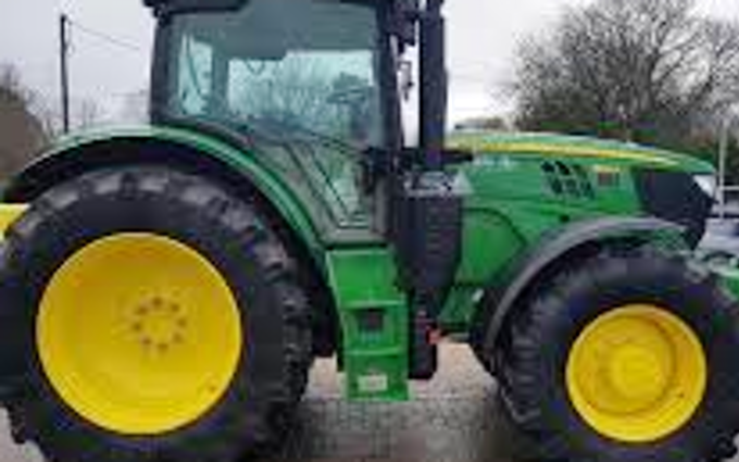 High house agri with Tractor 100-200 hp at Clifford