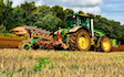 T&b agricultural contractors ltd with Plough at United Kingdom