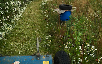 E c shere contracting  with Verge/flail Mower at United Kingdom