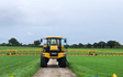 Hooftrimming ltd with Self-propelled sprayer at United Kingdom