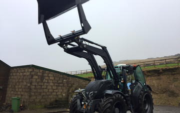 Jlw agri with Tractor 100-200 hp at United Kingdom