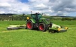 Rtb agri ltd with Mower at Whakarongo