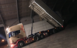 Amr haulage  with Truck at Barnsley