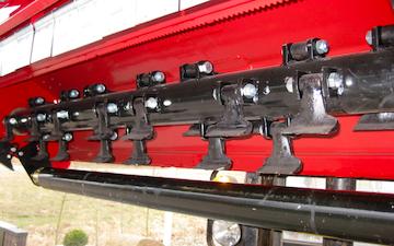 Skodsbøl maskinstation med Brakpudser ved Broager