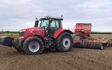 Stud farm contracting  with Drill at United Kingdom