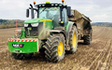 Dampneys ltd with Tractor 100-200 hp at Parley Green Lane