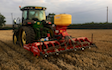 Haydn wesley & son ltd with Precision drill at Millthorpe Drove