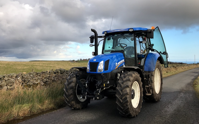 Dubby agri with Tractor 100-200 hp at Newburgh