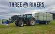 Three rivers contracting  with Tipping trailer at Wyndham