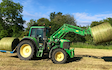 Wee jim landscapes with Tractor 100-200 hp at United Kingdom