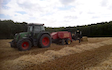 M and r hay and straw  with Large square baler at Sollers Hope