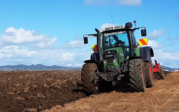Southridge contracting with Plough at Te Ohaki