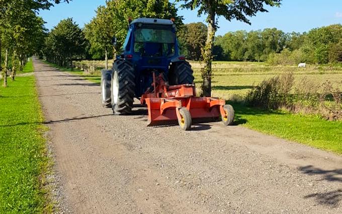 Bengtler med Traktor 101-200 hk ved Ishøj