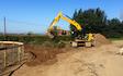 Sas land services  with Excavator at United Kingdom