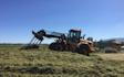 Rtb agri ltd with Wheel loader at Whakarongo