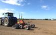 Ams contracting ltd with Bulldozer at Birdham