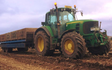 Reid contracting  with Tractor 100-200 hp at Ballencrieff