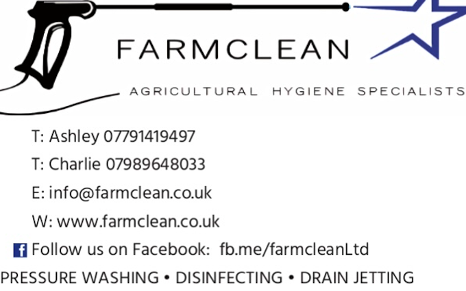 Farmclean ltd with Cleaning/Disinfection at Sowerby