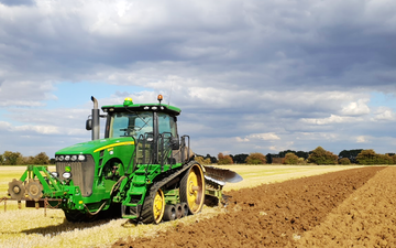 J & a woodroffe farms ltd with Plough at Crowland
