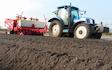 Hjortlund landbrug & maskinstation med Kartoffellægger ved Grindsted