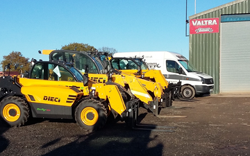 Turners agricultural engineers with Service/repair at Hereford
