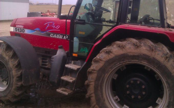 Claus vesterskov lyng med Traktor 101-200 hk ved Skævinge