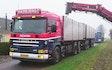 Radbjerg v/ h. j. larsen med Lastbil ved Væggerløse