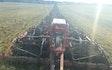 Rodstedgaarde markdrift med Såmaskine ved Suldrup