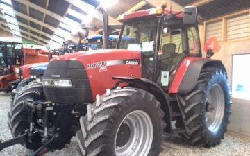 Birkkjærs nyanlæg med Traktor 101-200 hk ved Haderslev
