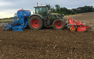 Forth crop solutions with Drill at United Kingdom