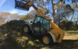 Mckenzie brooker contracting  with Wheel loader at Oxford