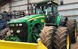 Maskinudlejning filip tobiasen med Traktor over 300 hk ved Ribe