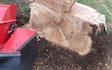 Nordjysk stubfræsning  med Rodfræser/Stubfræser ved Nørresundby