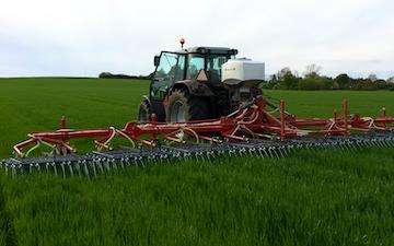 Dreyer entreprenør. landbrug.skov med Strigle ved Odense