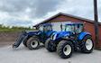 Stigsens maskinstation med Traktor 201-300 hk ved Tjele