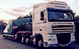 J turner contracting with Low loader at Coningsby