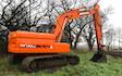 Rwgroundwork with Excavator at Aspull