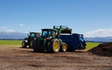 Chapman agriculture ltd  with Manure/waste spreader at Cust