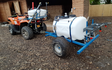 Acc contracting with ATV sprayer at Bramley