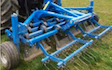Richard pick  with Meadow aerator at Tattershall