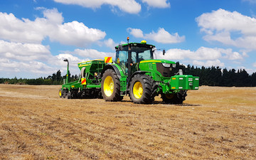 Duckmanton ag limited  with Drill at Doyleston
