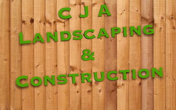 Cja landscaping and construction ltd with Chain saw at Whitminster