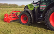 Darsdale contracts limited  with Verge/flail Mower at Ringstead