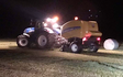 Woudenberg contracting with Round baler at West Melton