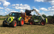 A . d with Manure/waste spreader at United Kingdom