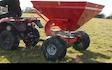 Chapman outdoor solutions ltd with ATV sprayer at Pitmedden