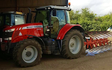 K.kaye agricultural  with Plough at Winterton