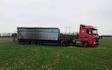 Agro handel og transport aps med Buffertank ved Tinglev