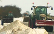 Girsby farm services ltd with Gritting and snow clearance at Girsby Lane