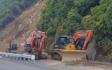 South east erathworks ltd with Bulldozer at West Melton